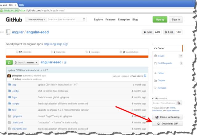 Setting-up AngularJS, Angular Seed, Node.js and Karma - Mike Barlow (BarDev)