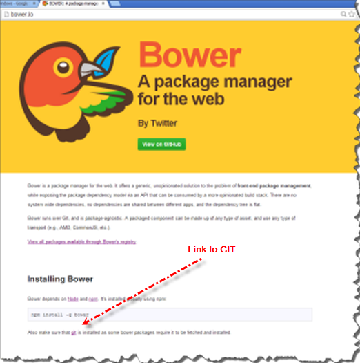 Kick-Start: Bower - A Simple Tutorial of Setting-Up and Using Bower.JS - Mike Barlow (BarDev)